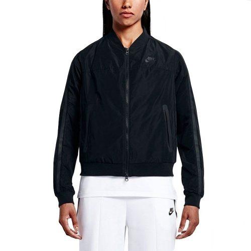 Nike Bonded Bomber Jacket [804029-010]
