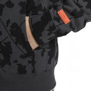 Nike LeBron Camo FZ Hoodie [AT3913-060]