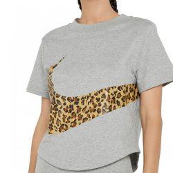 Nike NSW Animal Cropped Top [AV6172-063]