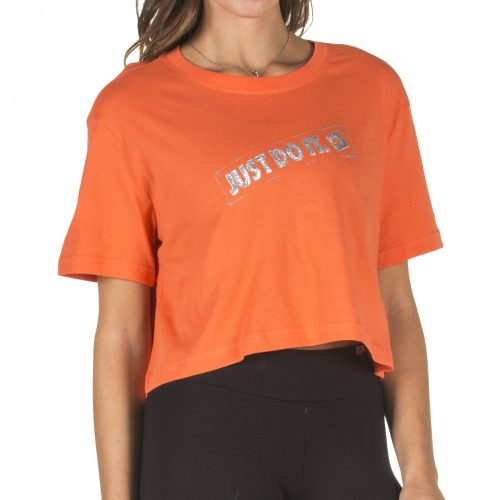 Nike NSW Cropped T-Shirt [BQ3700-842]